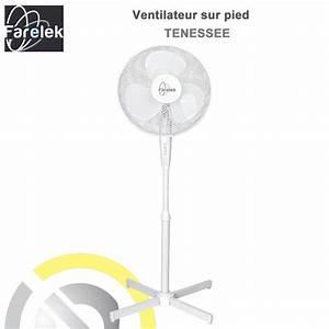 Ventilateur Sur Pied Carrefour : ventilateur sur pied tenessee 40 cm 112100 farelek 8 ~ Dailycaller-alerts.com Idées de Décoration