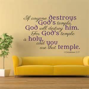 1 Corinthians 3 17