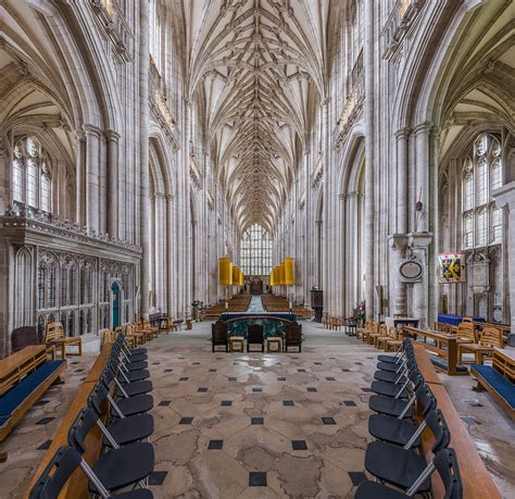 filewinchester cathedral nave  hampshire uk diliff