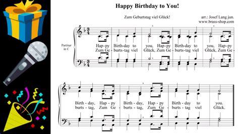 Die harmonie der klänge, die von den akkordeons erzeugt werden, ist äußerst charakteristisch und in der entsprechenden umgebung eine schöne sache, die man hören kann. Happy Birthday Noten Akkordeon - kinderbilder.download ...