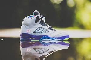Air jordan 5 retro bel air detailed look sole collector for Retro küchenm bel