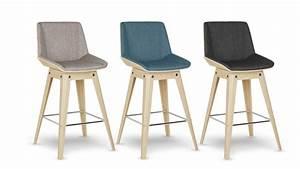 Chaise Bar Cuisine : chaise bar 65 cm design en image ~ Teatrodelosmanantiales.com Idées de Décoration