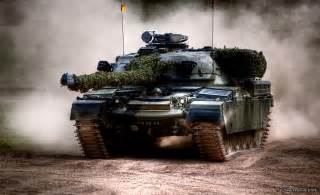 Chieftain Tank WOT