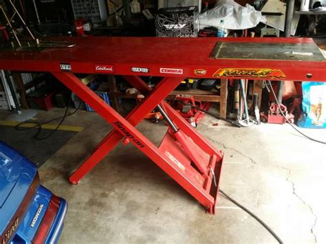 Used Boat Lifts For Sale Craigslist by Snapon Motorcycle Lifts For Sale Us Craigslist Ads