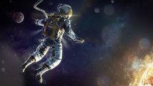 Surreal Astronaut Wallpaper (page 4) - Pics about space