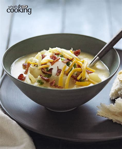 Home Kraft Canada Cooking Recipe Slow Cooker Soup