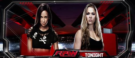aj lee  ronda rousey    possibility