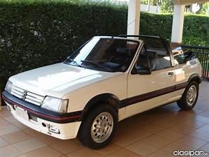 Peugeot 205 Cabriolet : reply ~ Medecine-chirurgie-esthetiques.com Avis de Voitures
