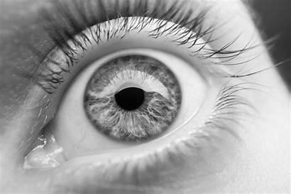 Eyes Opening Eye Resolution Wide Open