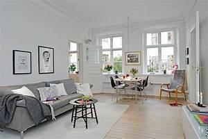 Salon Design Scandinave : d co salon nordique ~ Preciouscoupons.com Idées de Décoration