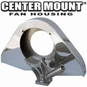 1995 Center Mount U00e2 U201e U00a2 Aluminum Fan Shroud