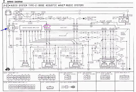 Bose Wiring Diagram Page Rxclub Mazda Forum