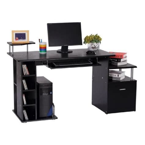 meuble pour ordinateur de bureau bureau pour ordinateur table meuble pc achat vente
