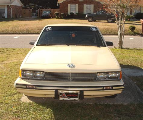 1986 Buick Century by Rgainesky23 1986 Buick Century Specs Photos Modification