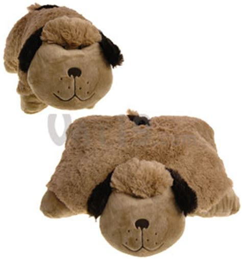 pillow pets cuddly stuffed animals  double   pillow
