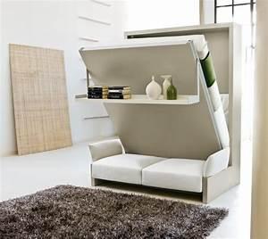 Bett Im Wohnzimmer : tolle ideen f r sie wenn sie eine kleine wohnung einrichten m chten ~ Markanthonyermac.com Haus und Dekorationen