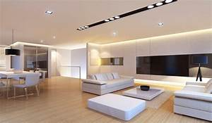 Contemporary living room lighting tjihome