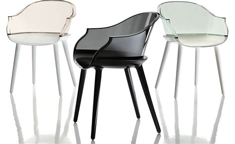 chaise ikea transparente magis cyborg armchair hivemodern com