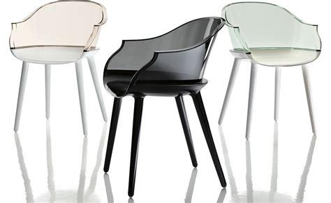 chaises transparentes ikea magis cyborg armchair hivemodern com