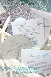 17 best images about beach wedding invitations on With wedding invitations virginia beach