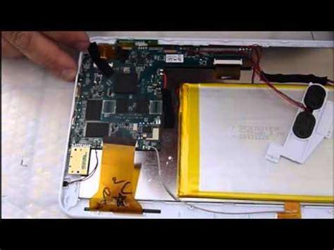d 233 montage r 233 paration 233 cran tactile tablette polaroid 10