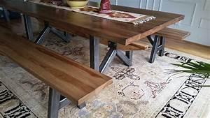 Custom, Solid, Wood, Tables