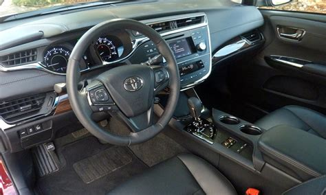 Avalon 2013 Interior by 2013 Toyota Avalon Pros And Cons At Truedelta 2013 Toyota