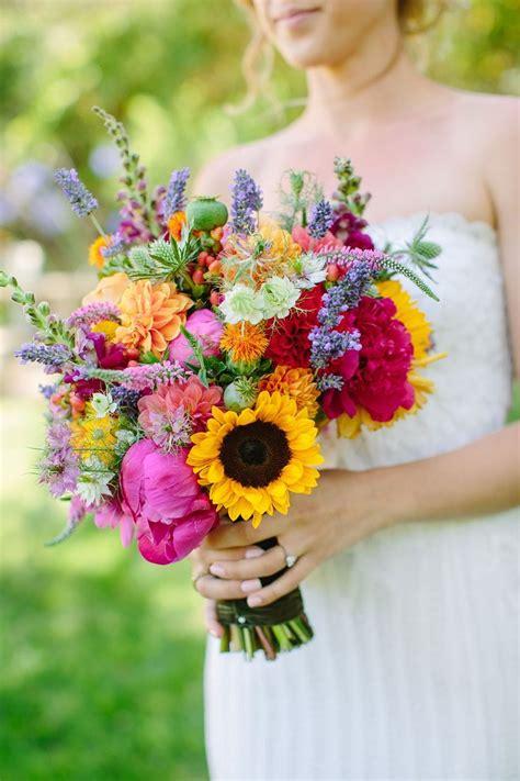 Best 20 Bright Wedding Flowers Ideas On Pinterest
