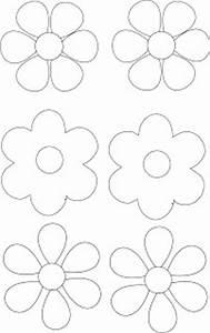 Blumen Basteln Vorlage : dekorations schnur dekoration basteln ~ Frokenaadalensverden.com Haus und Dekorationen