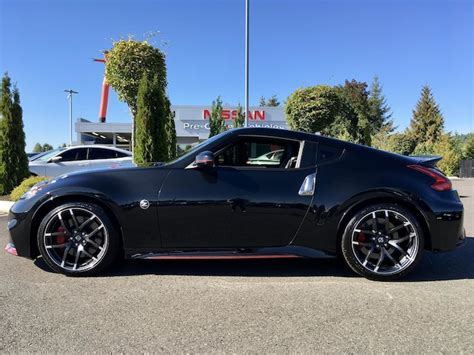 pre owned  nissan  nismo  navigation coupe