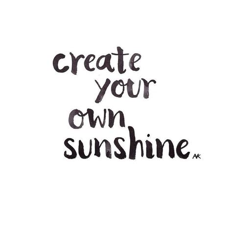 Create Your Own Sunshine Pictures, Photos, And Images For