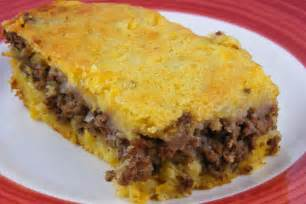 Mexican Cornbread Recipe with Ground Beef