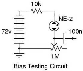 alan yates39 laboratory plasma diode detector With neon circuit tester is an inexpansive and useful tool for testing