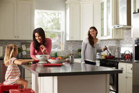 Küchenarbeitsplatte Als Tisch » So Funktionieren Sie Sie Um