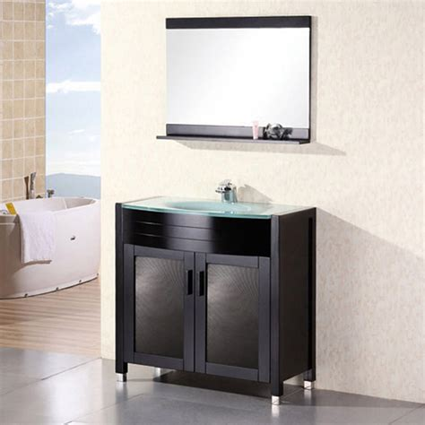 walton 36 quot single sink vanity set zuri furniture