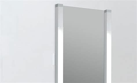 artemide 2 square wall sconces l modern