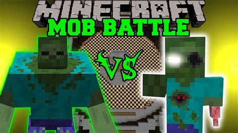 mutant zombie  eroded zombie minecraft mob battles