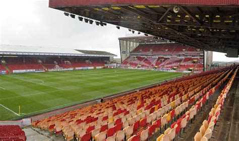 Aberdeen Stadium: Dons must go forward with Kingsford ...