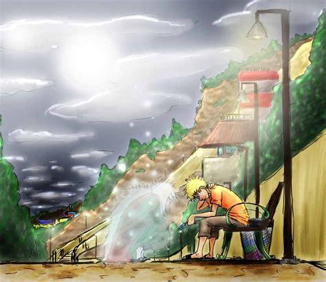 Steunk Anime Wallpaper - jiraiya s ghost by buni san deviantart on