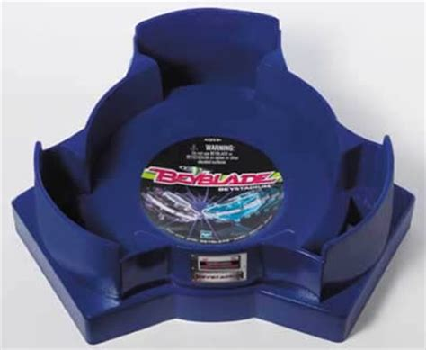 basic beystadium blue hasbro beyblade games