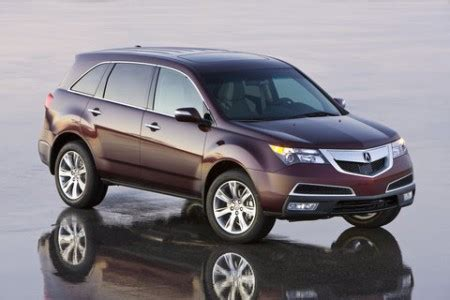 2004 acura mdx reviews mpg touring problems