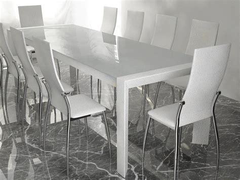 Tavolo Moderno Con Sedie