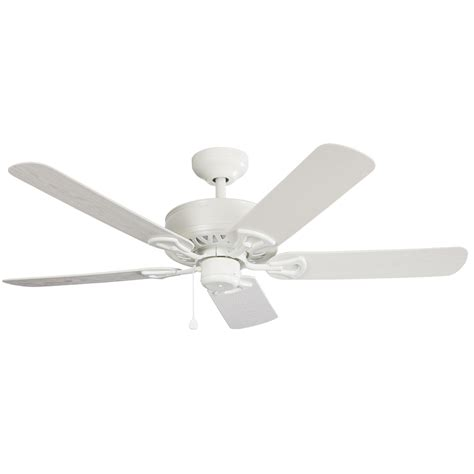 harbor breeze fans reviews shop harbor breeze calera 52 in white indoor outdoor