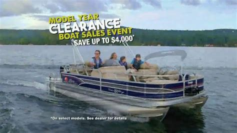 Bass Pro Shop Boats by Bass Pro Shops Model Year Clearance Boat Sales Event Tv