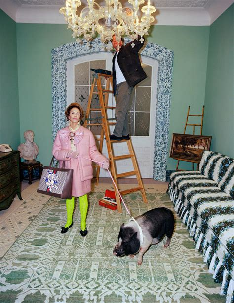 gucci year pig capsule collection ad campaign