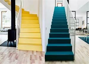 Peindre un escalier : 5 idées qui vont vous inspirer
