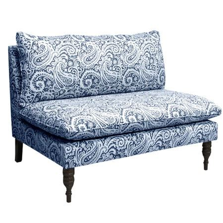 Paisley Settee by 17 Best Ideas About Settee Dining On
