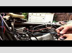 HD How to replace a Bmw r100, r80, 7 voltage regular
