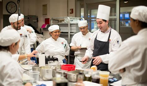 school  culinary arts   york career programs ice