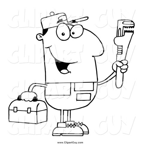 14785 plumber clipart black and white toolbox clipart black and white www pixshark